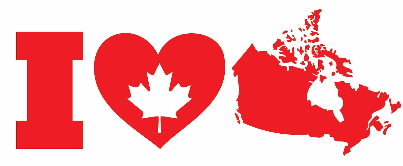 Happy Canada Day Greetings Message Wallpaper For Friends