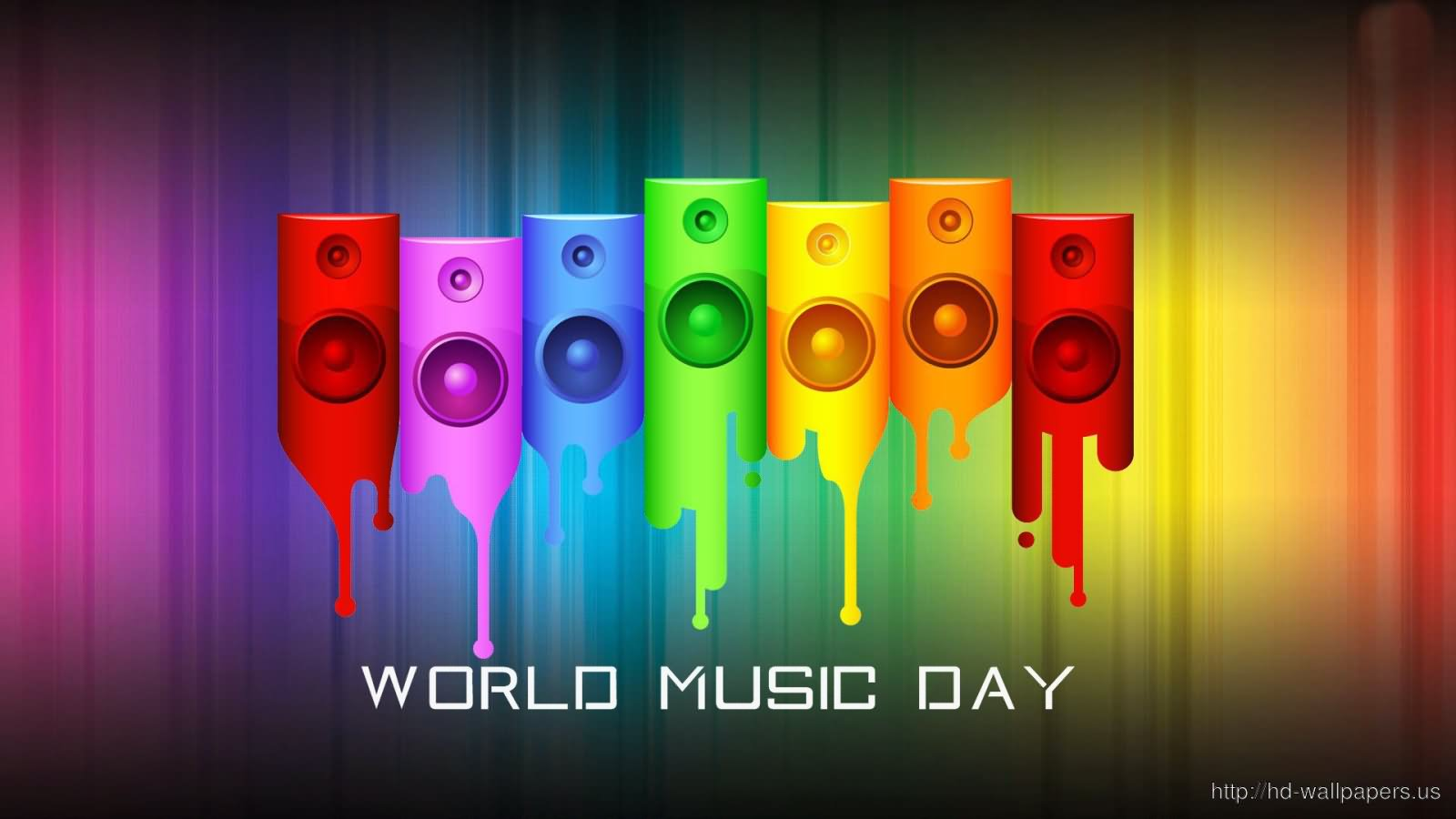 Have A Great Day World Music Day Wishes Message For Friend Image