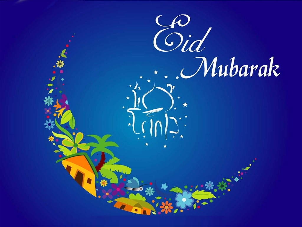 Have A Wonderful Eid al-Fitr Wishes Message Picture