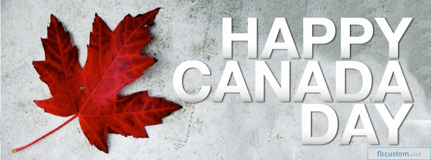 Have a Wonderful Canada Day Cover Wallpaper For Facebook