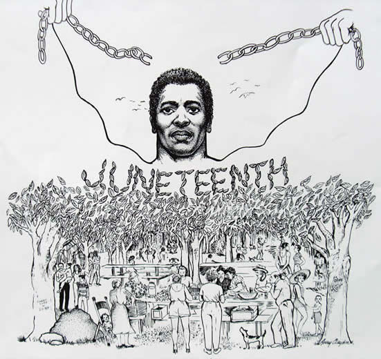 Juneteenth 19 June Wishes Message Images