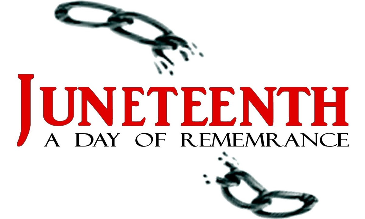 Juneteenth A Day Of Remembrance