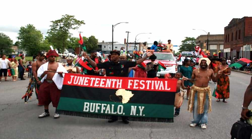 Juneteenth Freedom Festival Parade Image
