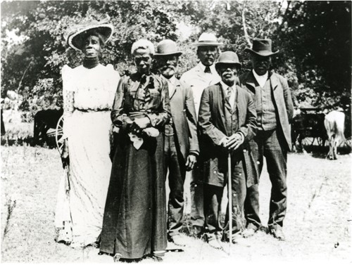 Juneteenth History Black & White Images