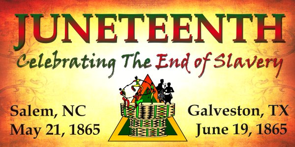 Juneteenth Nationally Celebrated Images