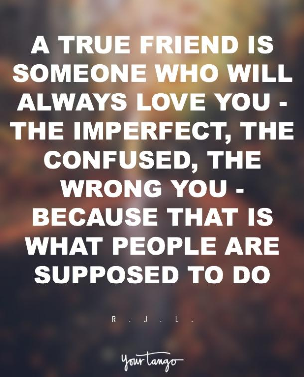 Love You Friend Quotes