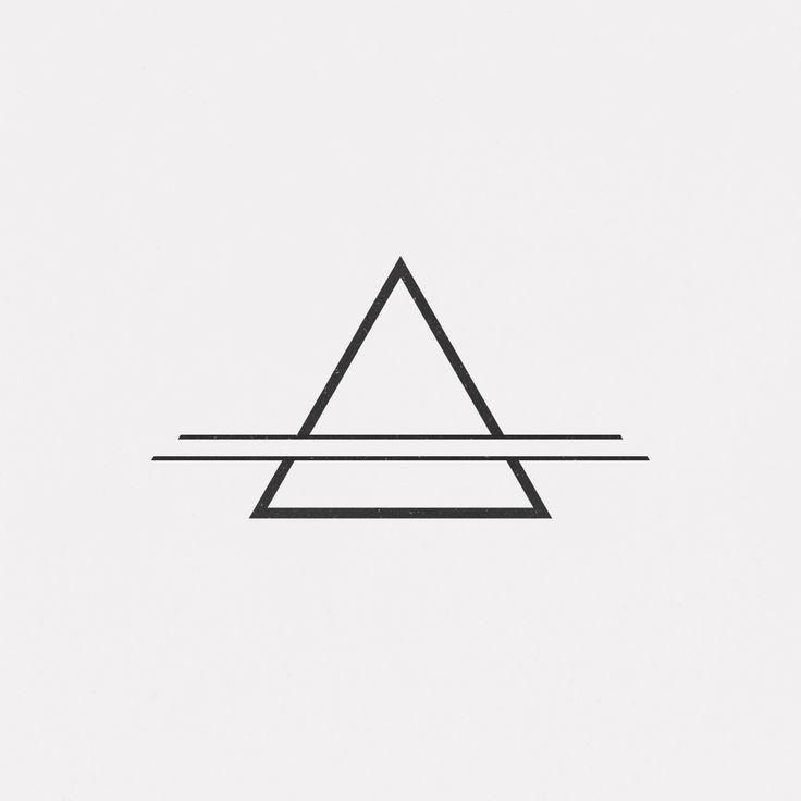 Minimalist geometric tattoos 009 picsmine for Minimalist design meaning