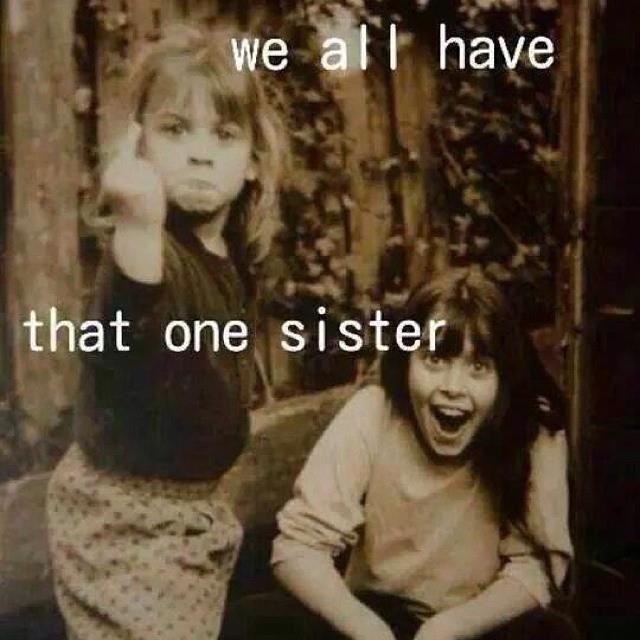Naughty Sister Quotes