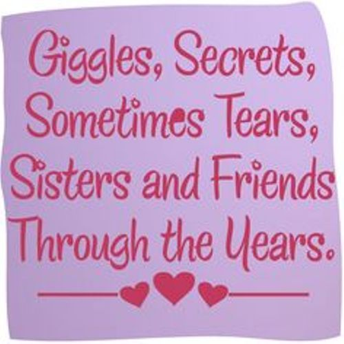 Short Sisters Quotes
