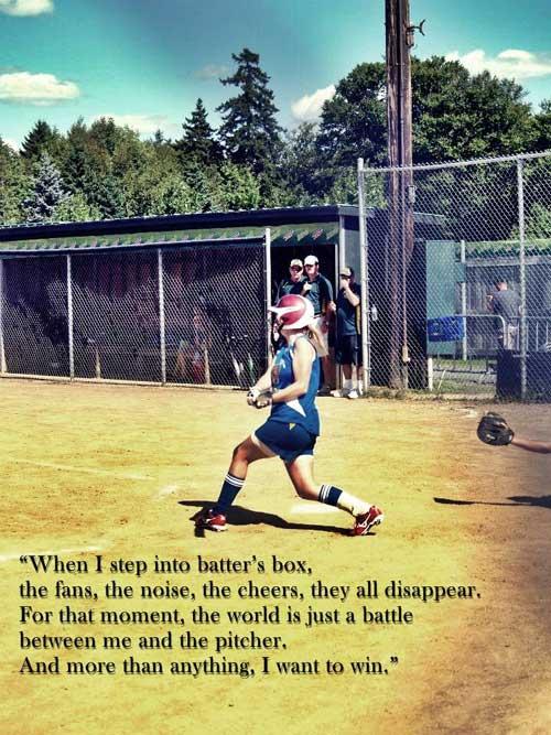 Softball Batting Quotes