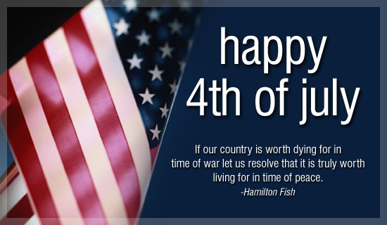 Happy 4th Of July Greetings Quotes Image