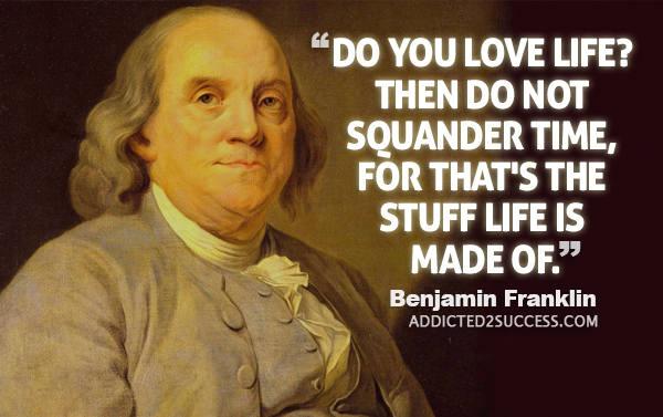 describing the man benjamin franklin and his successes as a president The pragmatist par excellence, benjamin franklin nonetheless paid constant attention to the spiritual and moral aspects of life.
