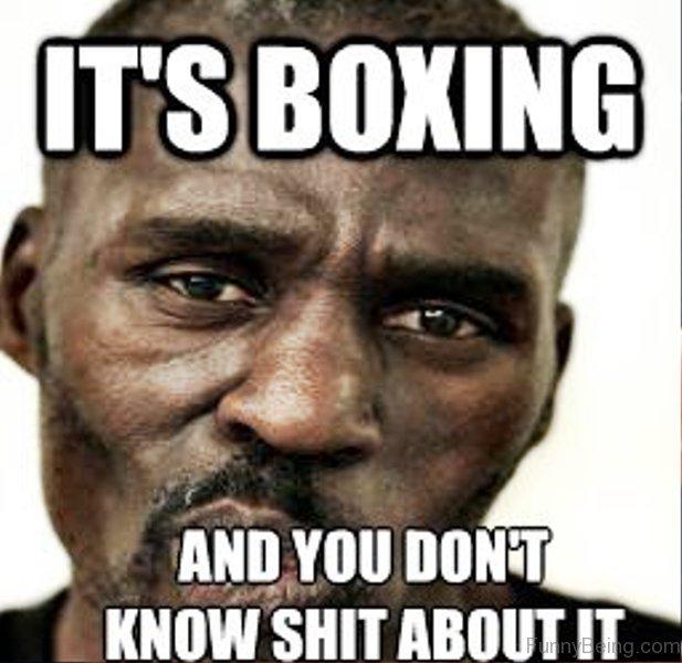 Boxing Memes