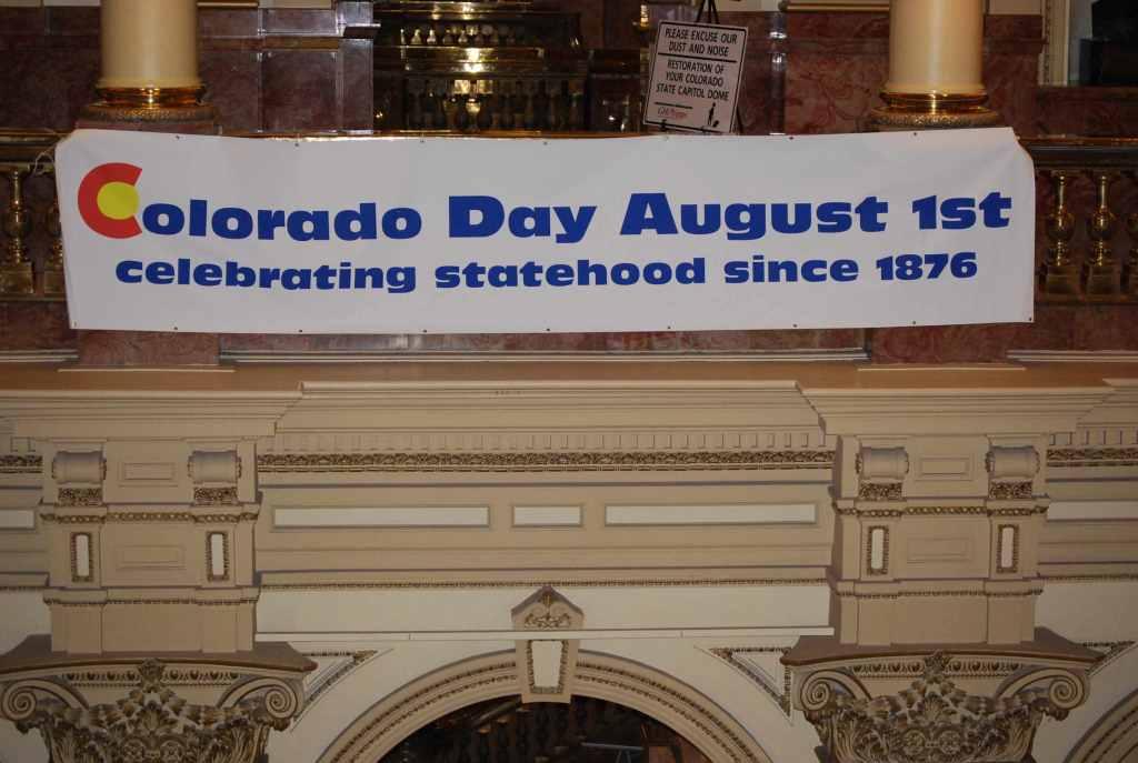 Colorado Day Celebrations Wishes Image