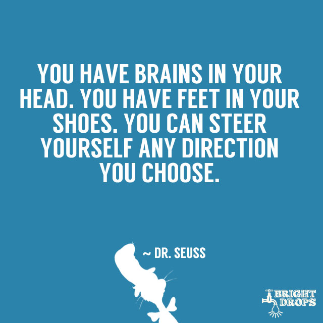 Dr Seuss Quotes