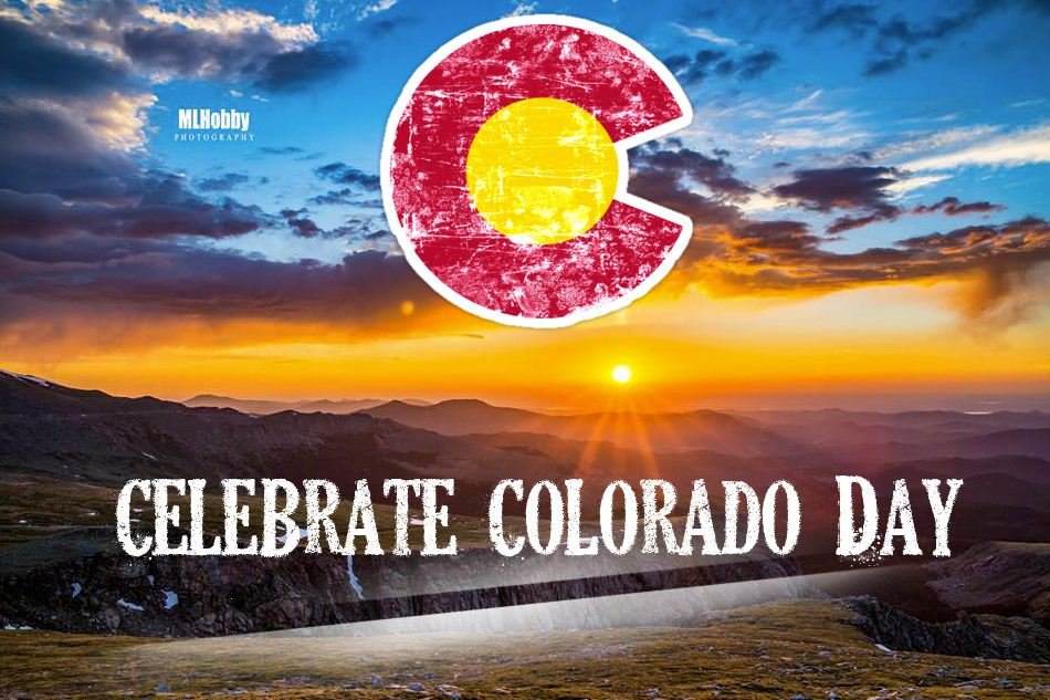 Wishing You Happy Colorado Day Wishes Message Image