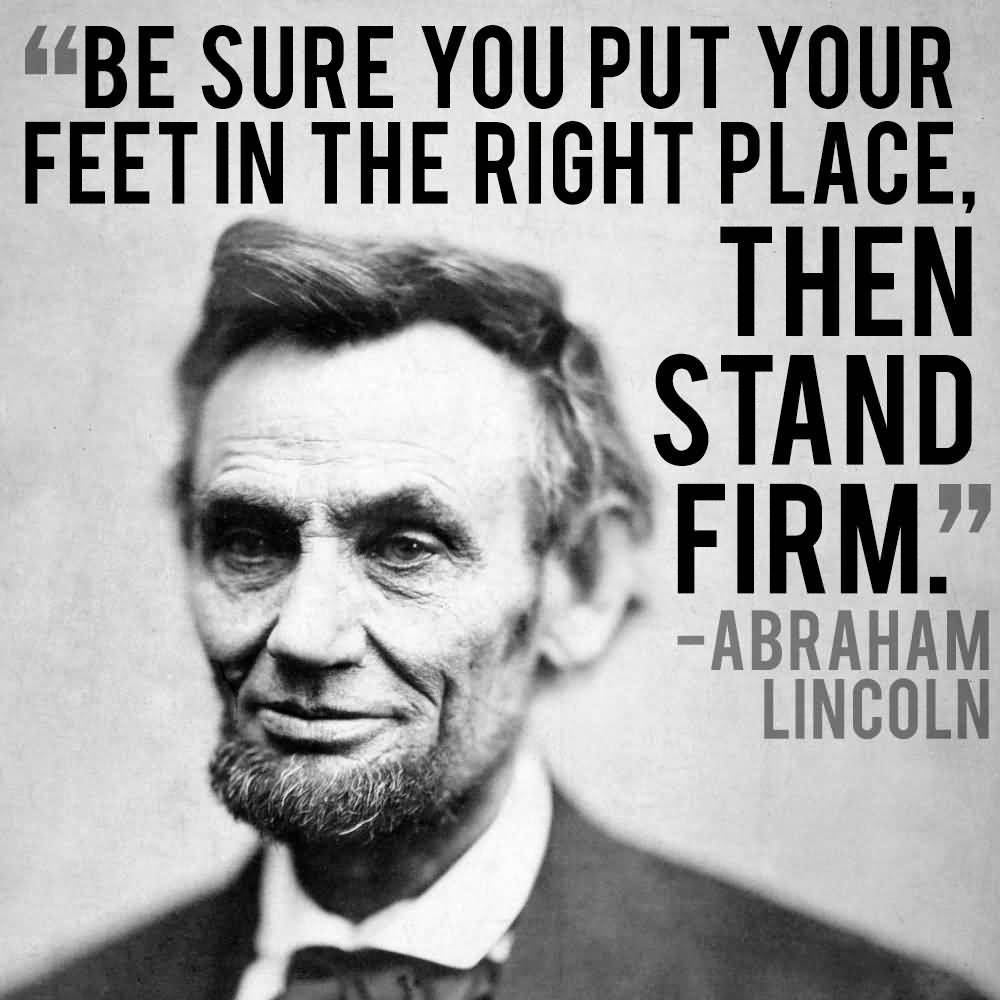 00 Abraham Lincoln Quotes Sayings 10