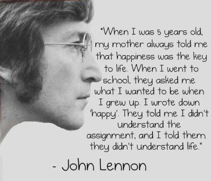 John Lennon Quotes Sayings 24