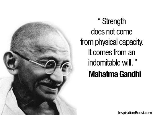 Mahatma Gandhi Quotes Sayings 23