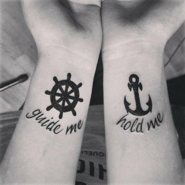 Couple Tattoos  (13)