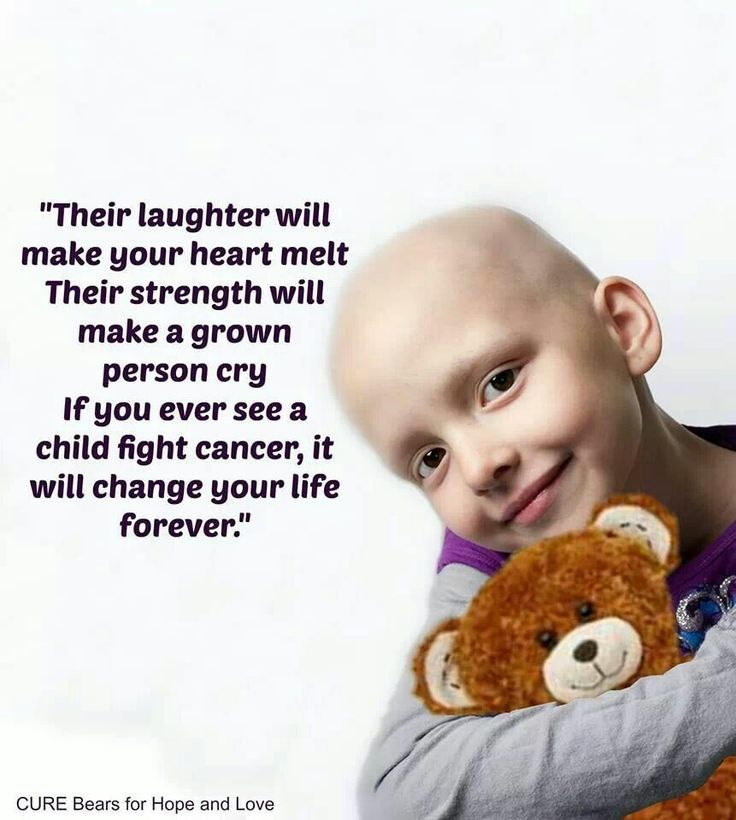 Cancer Quotes For Kids