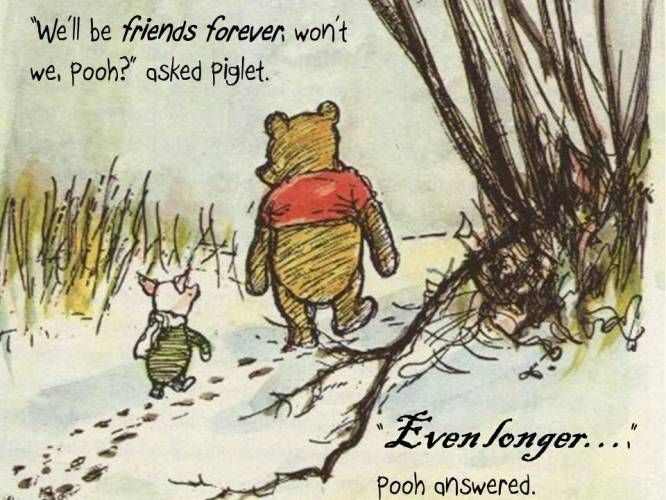 Even longer pooh answered